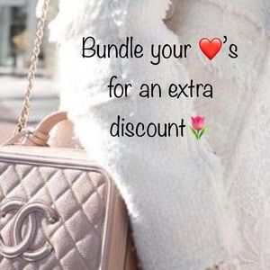 Bundle your likes for a seller discount💖